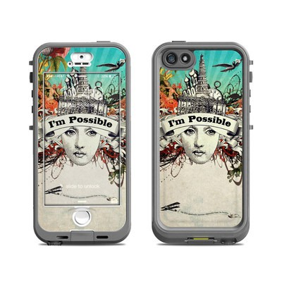 Lifeproof iPhone 5S Nuud Case Skin - Possible