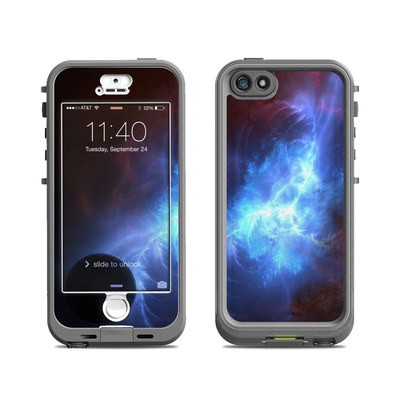 Lifeproof iPhone 5S Nuud Case Skin - Pulsar