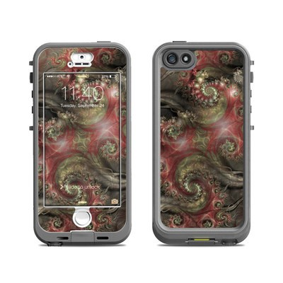 Lifeproof iPhone 5S Nuud Case Skin - Reaching Out