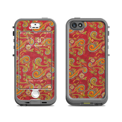 Lifeproof iPhone 5S Nuud Case Skin - Shades of Fall