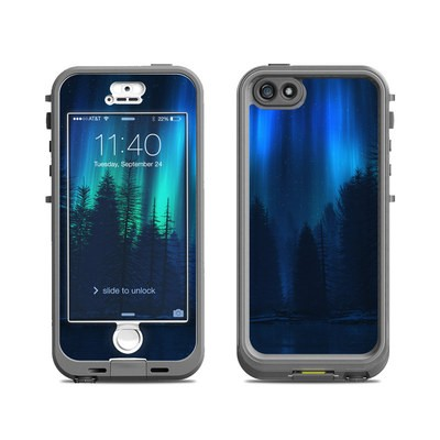 Lifeproof iPhone 5S Nuud Case Skin - Song of the Sky