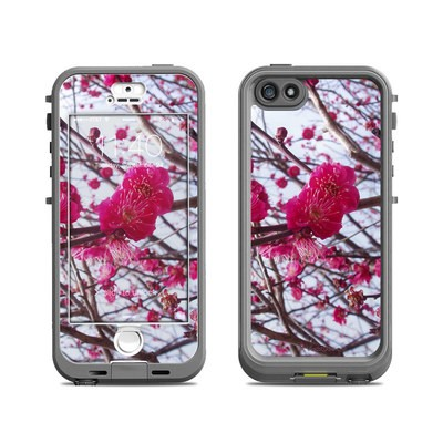 Lifeproof iPhone 5S Nuud Case Skin - Spring In Japan