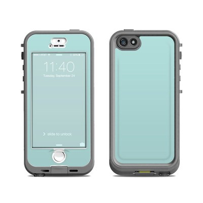 Lifeproof iPhone 5S Nuud Case Skin - Solid State Mint