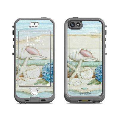 Lifeproof iPhone 5S Nuud Case Skin - Stories of the Sea