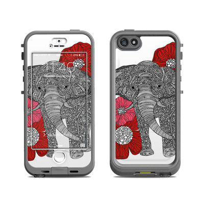 Lifeproof iPhone 5S Nuud Case Skin - The Elephant