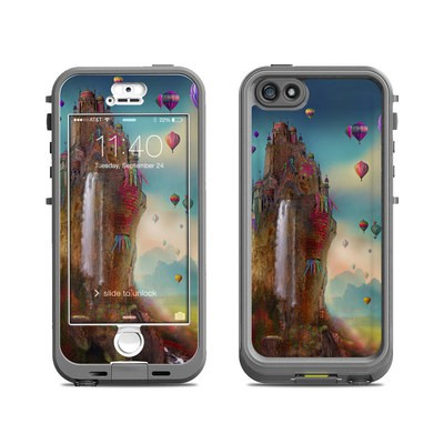 Lifeproof iPhone 5S Nuud Case Skin - The Festival