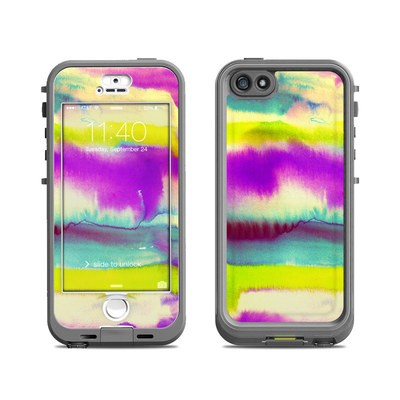 Lifeproof iPhone 5S Nuud Case Skin - Tidal Dream