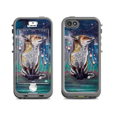 Lifeproof iPhone 5S Nuud Case Skin - There is a Light