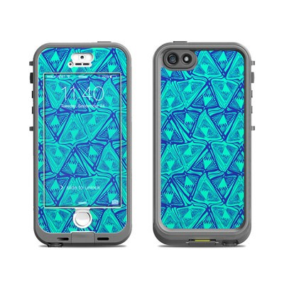Lifeproof iPhone 5S Nuud Case Skin - Tribal Beat