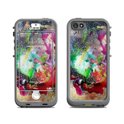 Lifeproof iPhone 5S Nuud Case Skin - Universe