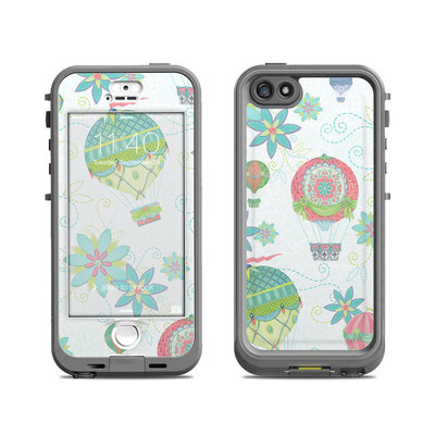 Lifeproof iPhone 5S Nuud Case Skin - Up and Away