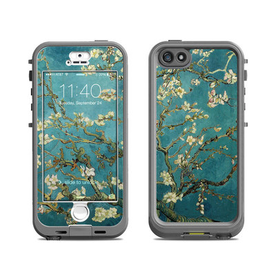 Lifeproof iPhone 5S Nuud Case Skin - Blossoming Almond Tree