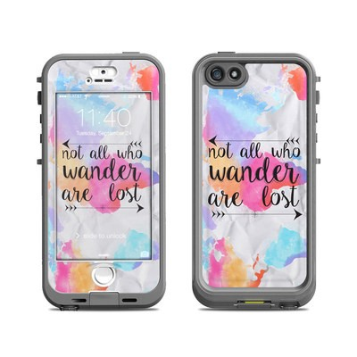 Lifeproof iPhone 5S Nuud Case Skin - Wander