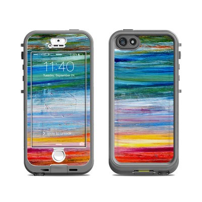 Lifeproof iPhone 5S Nuud Case Skin - Waterfall