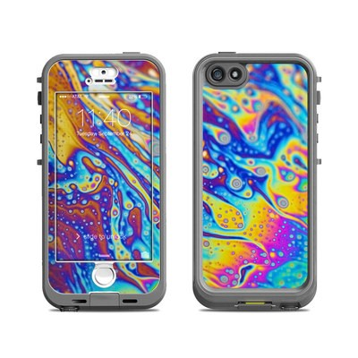 Lifeproof iPhone 5S Nuud Case Skin - World of Soap
