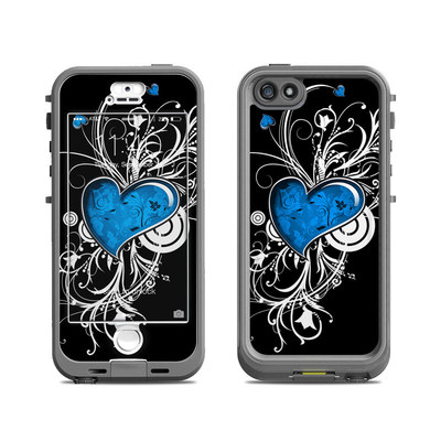 Lifeproof iPhone 5S Nuud Case Skin - Your Heart