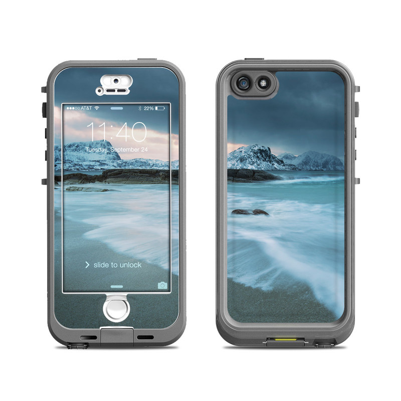 size 40 515a3 86a4b Lifeproof iPhone 5S Nuud Case Skin - Arctic Ocean