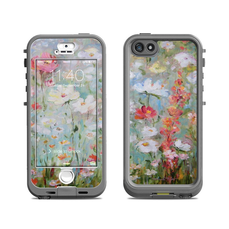 lifeproof nuud iphone 5s lifeproof iphone 5s nuud skin flower blooms by 15634