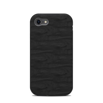 Lifeproof iPhone 7-8 Next Case Skin - Black Woodgrain