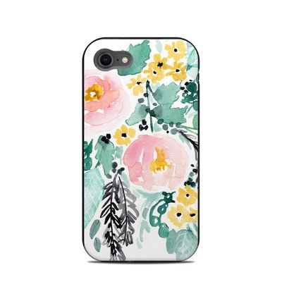 Lifeproof iPhone 7-8 Next Case Skin - Blushed Flowers
