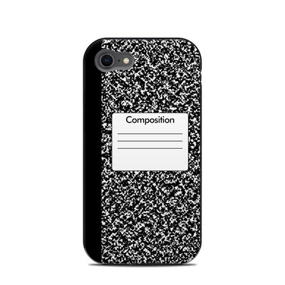 Lifeproof iPhone 7-8 Next Case Skin - Composition Notebook