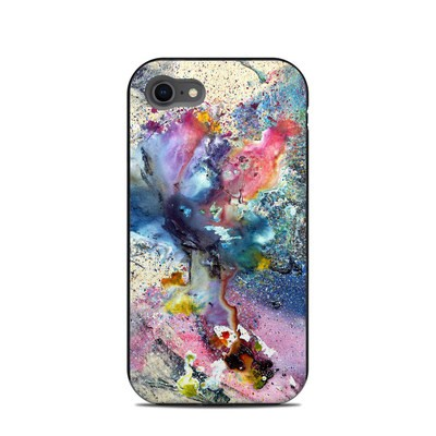 Lifeproof iPhone 7-8 Next Case Skin - Cosmic Flower