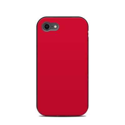 Lifeproof iPhone 7-8 Next Case Skin - Solid State Red