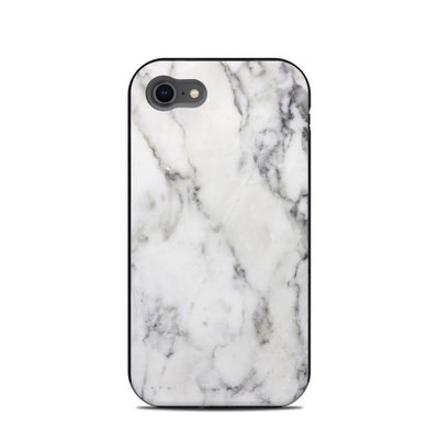 Lifeproof iPhone 7-8 Next Case Skin - White Marble