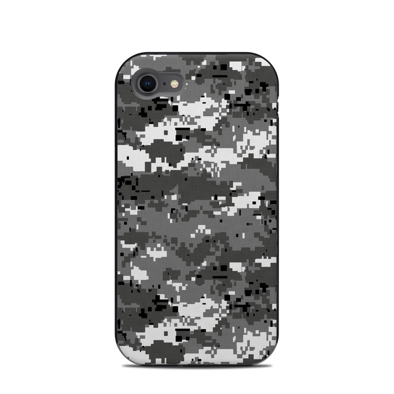 sneakers for cheap b21e2 a63bb Lifeproof iPhone 7-8 Next Case Skin - Digital Urban Camo