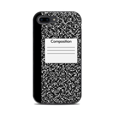Lifeproof iPhone 7 Plus-8 Plus Next Case Skin - Composition Notebook