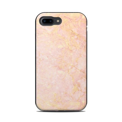 Lifeproof iPhone 7 Plus-8 Plus Next Case Skin - Rose Gold Marble