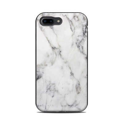 Lifeproof iPhone 7 Plus-8 Plus Next Case Skin - White Marble