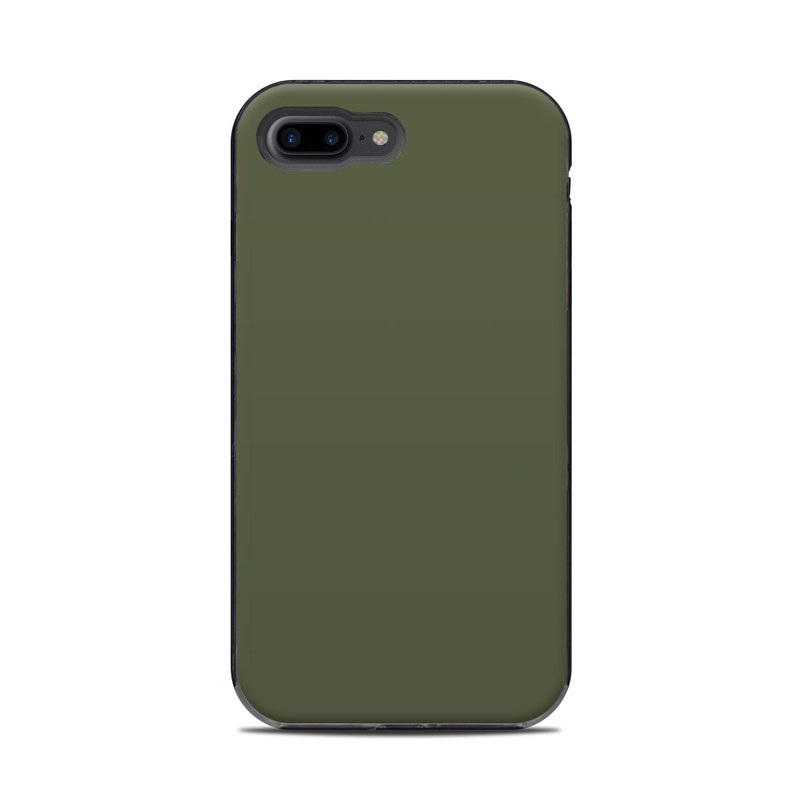 new style eae92 07f34 Lifeproof iPhone 7 Plus-8 Plus Next Case Skin - Solid State Olive Drab