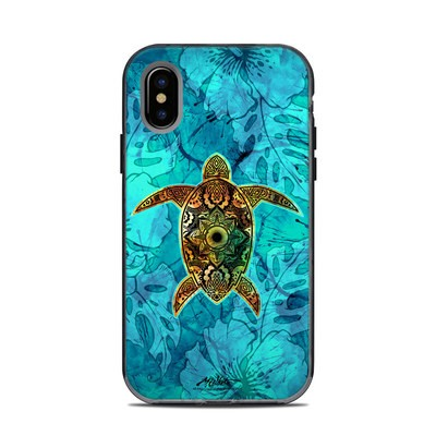 Lifeproof iPhone X Next Case Skin - Sacred Honu