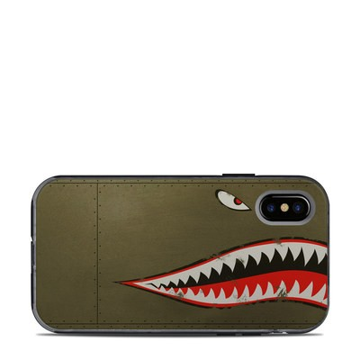 Lifeproof iPhone X Next Case Skin - USAF Shark