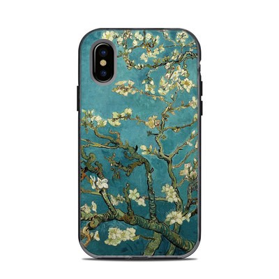 Lifeproof iPhone X Next Case Skin - Blossoming Almond Tree