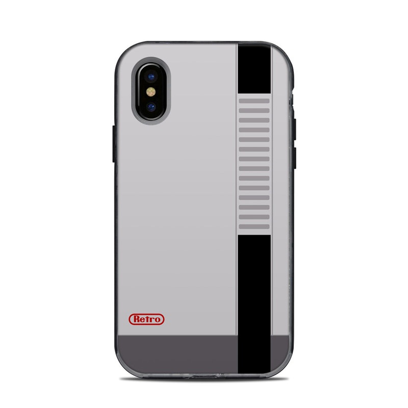 outlet store b6a5d 7dbe5 Lifeproof iPhone X Next Case Skin - Retro Horizontal