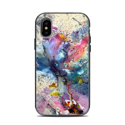 Lifeproof iPhone XS Next Case Skin - Cosmic Flower