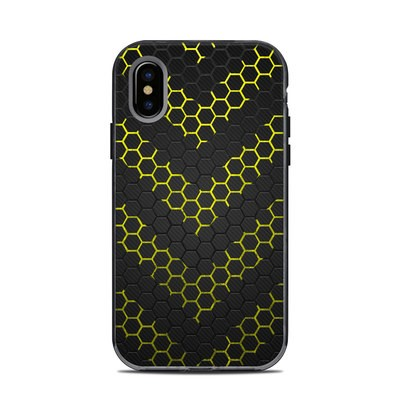 Lifeproof iPhone XS Next Case Skin - EXO Wasp