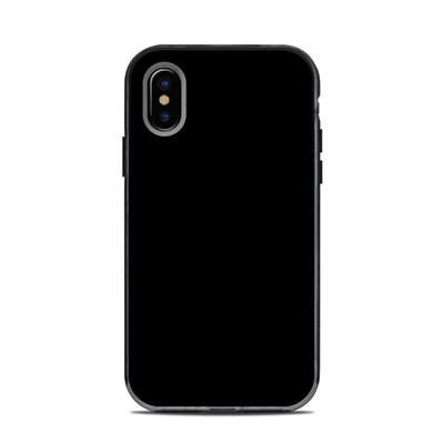 Lifeproof iPhone XS Next Case Skin - Solid State Black