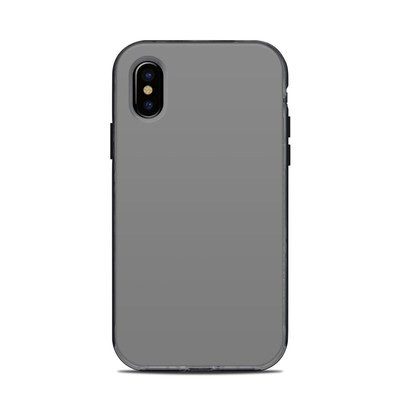 Lifeproof iPhone XS Next Case Skin - Solid State Grey