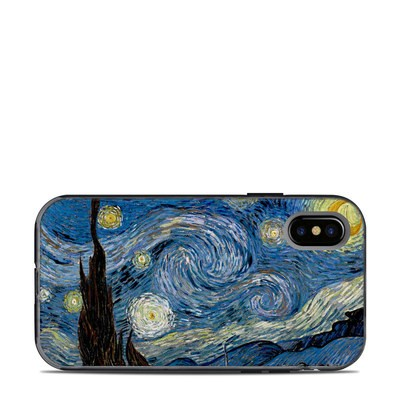 Lifeproof iPhone XS Next Case Skin - Starry Night