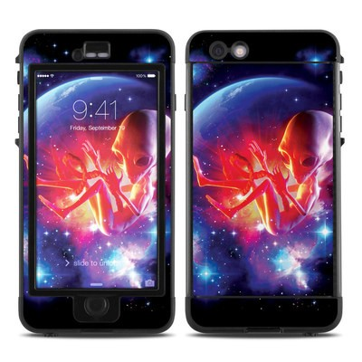 Lifeproof iPhone 6 Plus Nuud Case Skin - Alien Embryo