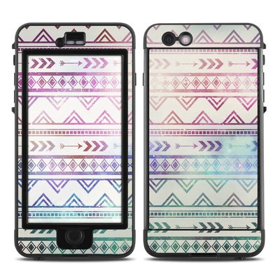 Lifeproof iPhone 6 Plus Nuud Case Skin - Bohemian
