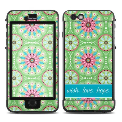 Lifeproof iPhone 6 Plus Nuud Case Skin - Boho