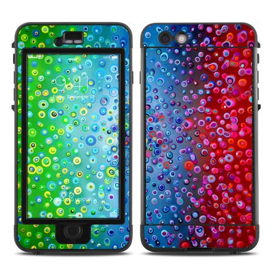 Lifeproof iPhone 6 Plus Nuud Case Skin - Bubblicious