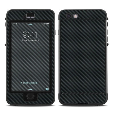 Lifeproof iPhone 6 Plus Nuud Case Skin - Carbon