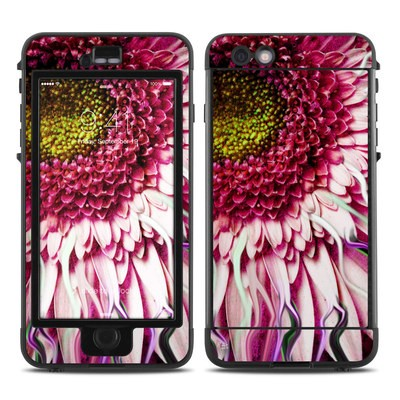 Lifeproof iPhone 6 Plus Nuud Case Skin - Crazy Daisy
