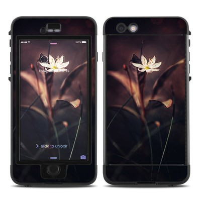 Lifeproof iPhone 6 Plus Nuud Case Skin - Delicate Bloom