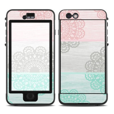 Lifeproof iPhone 6 Plus Nuud Case Skin - Doily